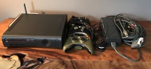 XBox 360 120 Gb with 40 Games
