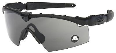Oakley M Frame 2.0 Strike Sunglasses OO9213-03 Matte Black | Grey Z87 Lens