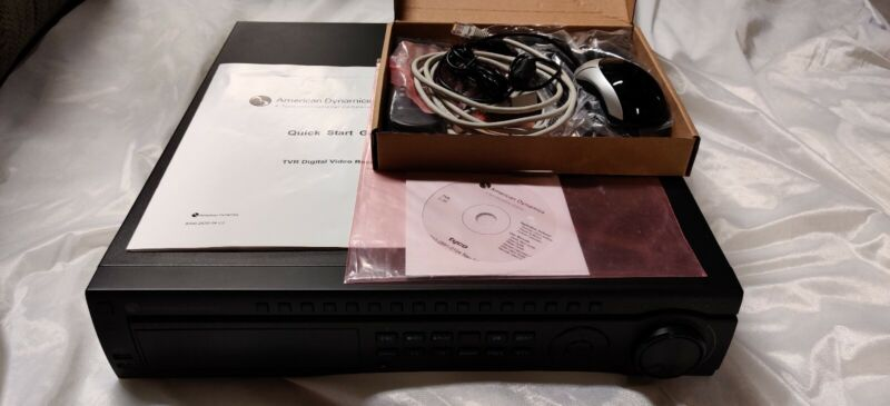 American Dynamics 16 channel Security DVR ADTVR16050