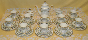 "Outstanding 43 Pce. Set Minton ""Henley""  Circa 1951, Fine China"