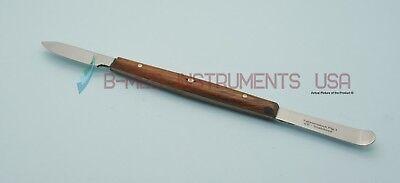 Dental Fahnenstock Plaster Knife 1 Wax Carver Alginate Spatula Laboratory