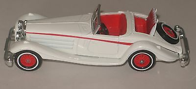 MATCHBOX YESTERYEAR Y 20 1938 MERCEDES BENZ 540K WHITE IN ORIGINAL BOX MIB for sale  Shipping to South Africa