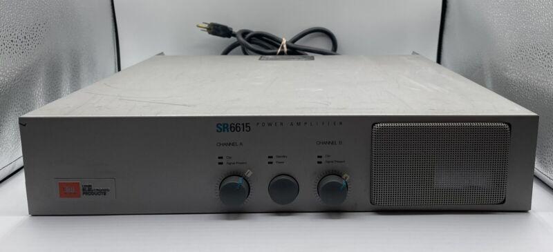 JBL SR6615 Power Amplifier UREI Electronic Products