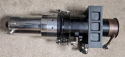 Alabama Laser Welding Head Assembly With Breakaway Optics Hlc-8 Fiber Input