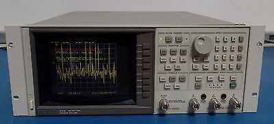 HP Agilent 8753C Network Analyzer, 30 kHz to 3 GHz w/ Option 010