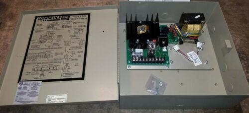 Locknetics Security Engineering 510 Series 12/24 VDC Power Supply! 510xEIR NICE!