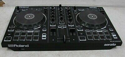 Roland DJ-202 2 Channel 4 Deck Serato DJ Controller Only
