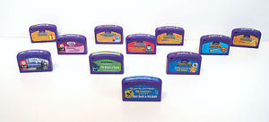 LeapPad-Replacement-Cartridges-Lot-of-11-Cartridges-Only-No-Books-Included