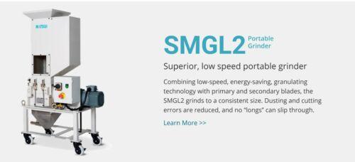 Matsui SMGL Set Of (3) Plastics Shredder Granulator Rotors New 1806SB145 [D2S2]