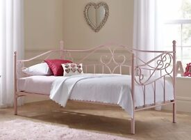 Brand New Packed Pink Princess Amy Day Bed from Dreams