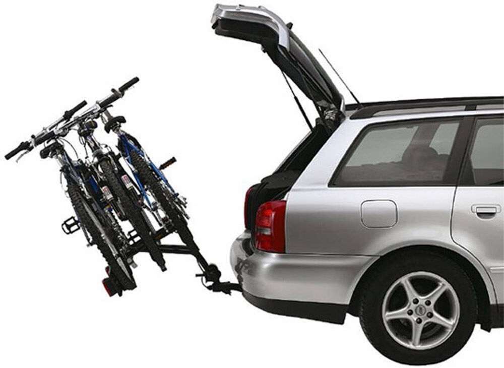 thule bike carrier instructions