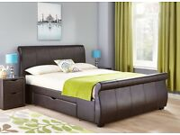 £350 ono for nearly new king size bed £518 RRP from Dreams