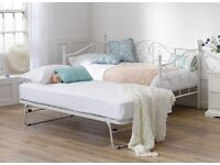Bunk bed, trundle bed almost new