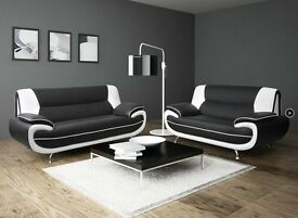 Brand New -- Carol 3 + 2 Seater Sofa Set -- Same Day Delivery -- Cheap Price