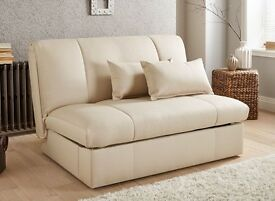 Kelso sofa bed (Cream)