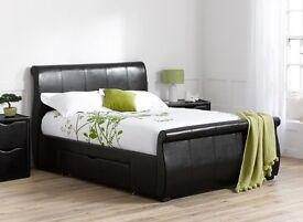 Dreams Double Bed almost new
