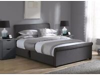 REDUCED!!! Ottoman Double bed frame from Dreams