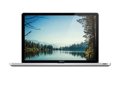 "Mid 2012 13"" MacBook Pro 2.9Ghz i7/8GB/750GB/macOS MD102LL/A"