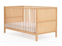 Mothercare Cot Bed (Balham) - Half Price (with Mattress)