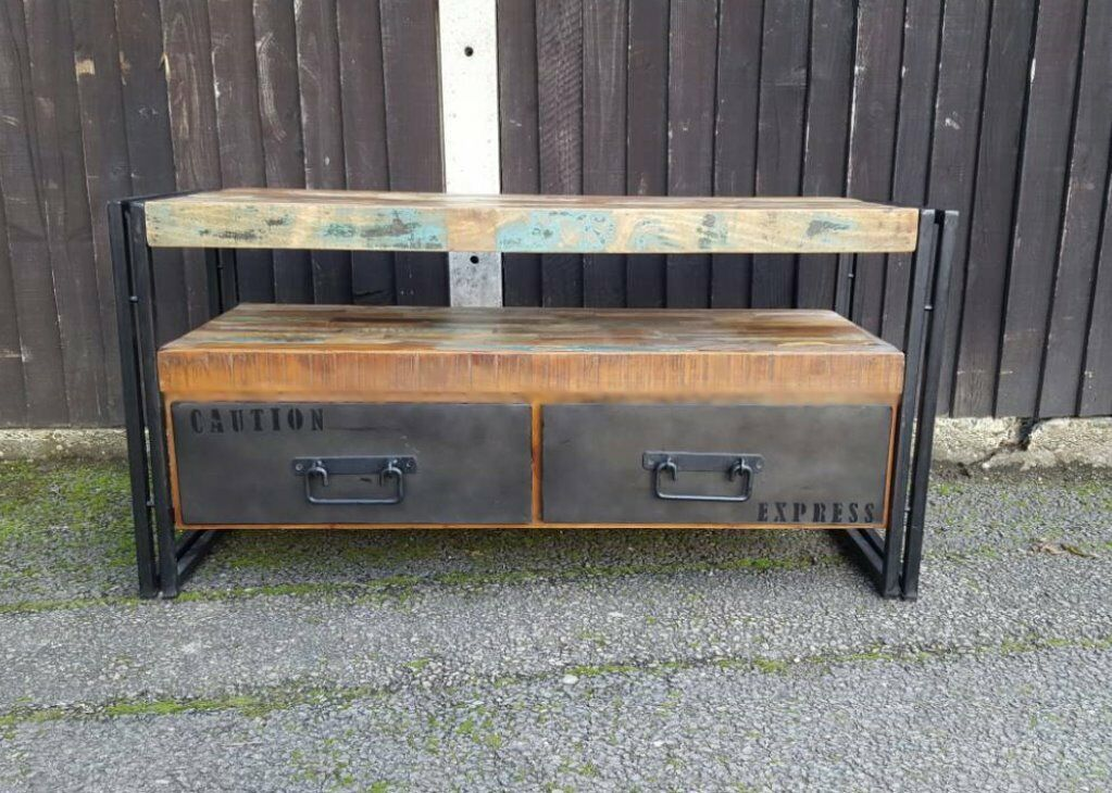 Urban Chick Solid Wood Furniture Cabinet Tv Stand Unit Storage In Orpington London Gumtree