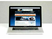 15' Apple MacBook Pro 2.2Ghz Quad Core i7 8gb 251GB SSD Premiere Pro After Affects Media Encoder