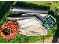 Black and Decker GV150 Leaf Blower/Vacuum