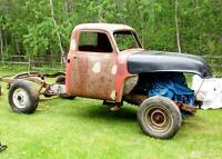 Canadian Classic 1952 Chevrolet 1300 Pick Up