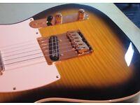 Fender Richie Kotzen Telecaster & Case