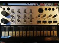 Korg Volca Keys polyphonic synthesiser / sequencer