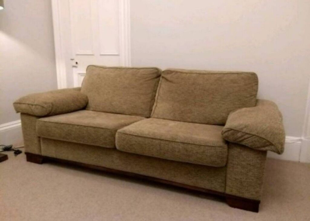 2 Seater Sofa With Pull Out Double Bed In Edinburgh City Centre