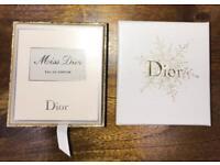 Miss Dior Eau De Parfum 100ml EDP Spray - Brand new sealed