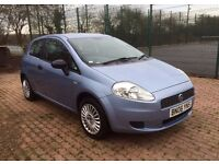 Fiat Punto For Sale / Low Milage / 1 Owner From New