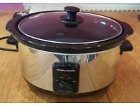 Morphey richards slow cooker