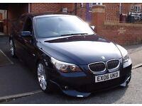 2006 BMW 530D M SPORT AUTO E60 5 SERIES AC SCHNITZER DIESEL SATNAV 520 525 530 535 M5