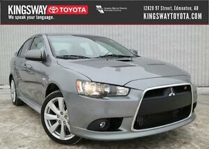 2014 Mitsubishi Lancer TC-SST Ralliart AWD