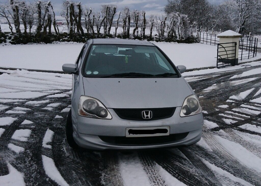 2004 Honda Civic SE 1 6 i-VTEC 3 Door | in Cullybackey, County Antrim |  Gumtree