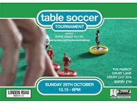"London Road Subbuteo Club ""Parrot Cup"""
