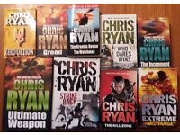 Books - Chris Ryan