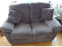 three seater and two seater power operated recliner sofas