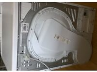 BEKO DPU 8360W Tumble Dryer Spares or Repairs