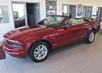 2006 Ford Mustang V6 Convertible