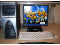 HP WORK STATION XW6000 DESKTOP COMPUTER