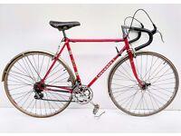vintage Peugeot PN10 le steel racing bicycle