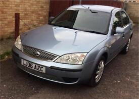 Ford Mondeo TDCI. Low mileage