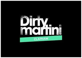 Sales & Reservations Executive - DIRTY MARTINI - London