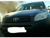 Toyota ravd 4d xt3 2006 diesel 4x4
