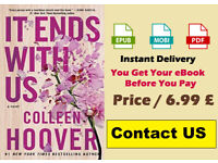 It Ends with Us by Colleen Hoover (eBook as PDF Epub MOBI )