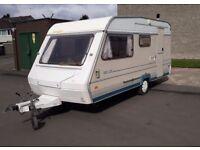 1995 marauder 450-ctl 4 berth caravan