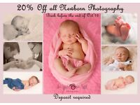 Newborn Photography Fife - 20% off October Discount