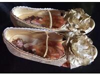 Girls Disney Belle Shoes size 13/1